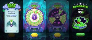 Read more about the article Deep Sweep – Bonus wheel for extra spins