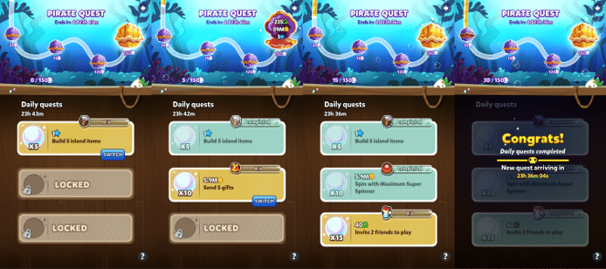 Read more about the article Pirate Quests – How to play and win rewards