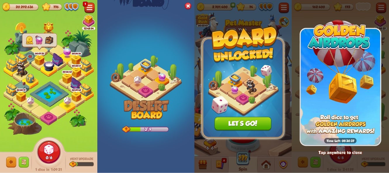 Read more about the article Play the dice game in Pet Master for awesome rewards