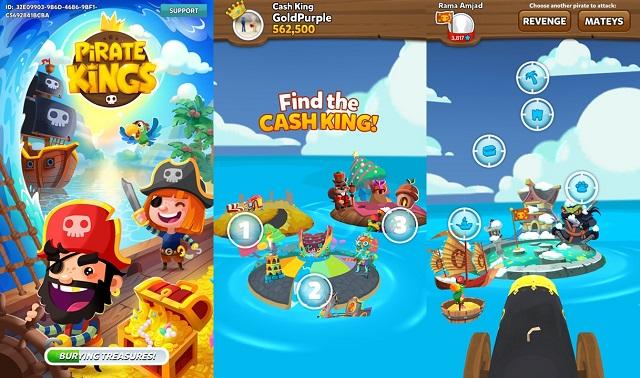 Pirate Kings Strategies