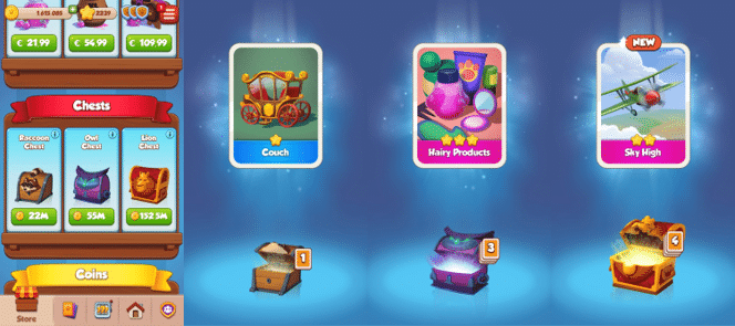 Pet Master Chests