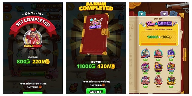 Read more about the article How to complete your Pirate Kings Album